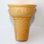ice cream flavors - Cake Cone