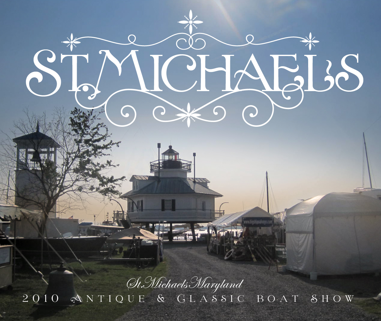 St Michaels Antique Boat Show